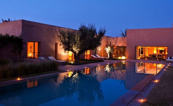 villa de tr s grand luxe viaprestige marrakech
